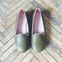 (Dé)Pomponnée - Olive
