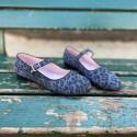 Rive Droite - Azul Leopardo